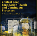 Control Loop Foundation : Batch and Continuous Processes — Interactive Source for Process Control